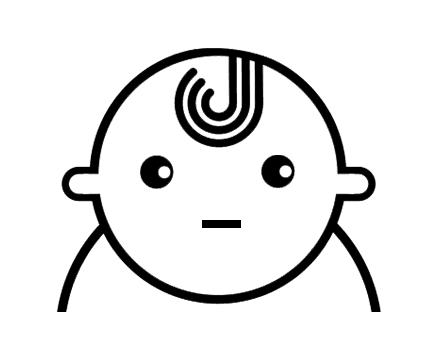 Mietteliäs Vaapero-maskotti