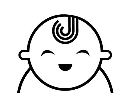 Naurava Vaapero-maskotti